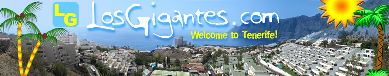 Los Gigantes Tenerife