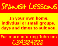 Spanish Lessons in Los Gigantes Tenerife