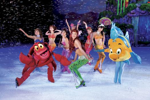 disney on ice princesses