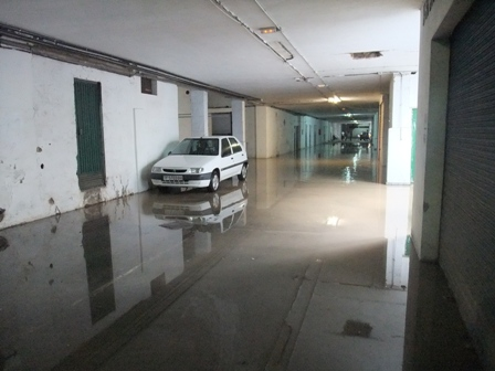 Floods and Garages
